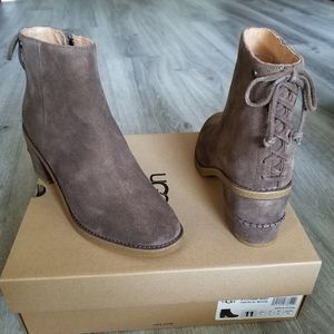 UGG Corinne Suede Boot.